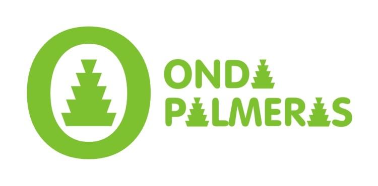 Diseño de logotipo de Onda Palmeras (Por 2b ingenieros - 2014)