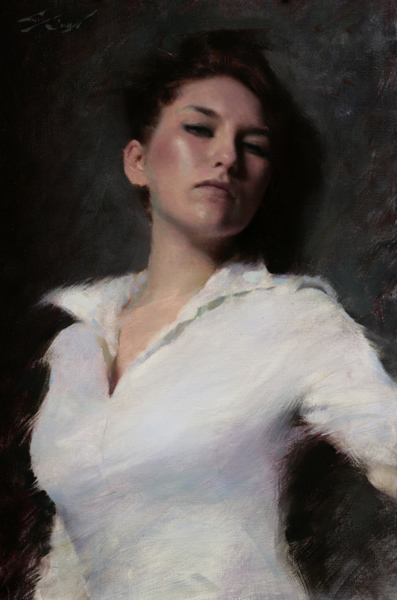2blowhardscom Casey Baugh A Really New Realist