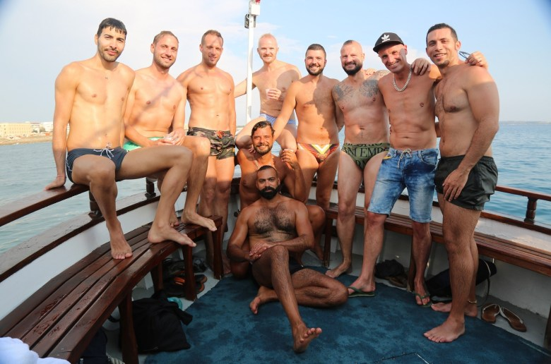 Italy Gay Summer Party