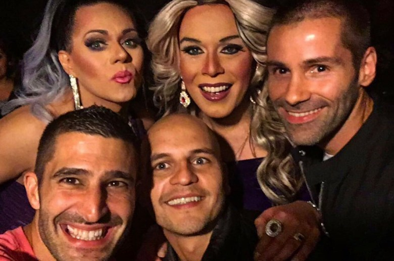 Santiago Gay Nightlife Tour