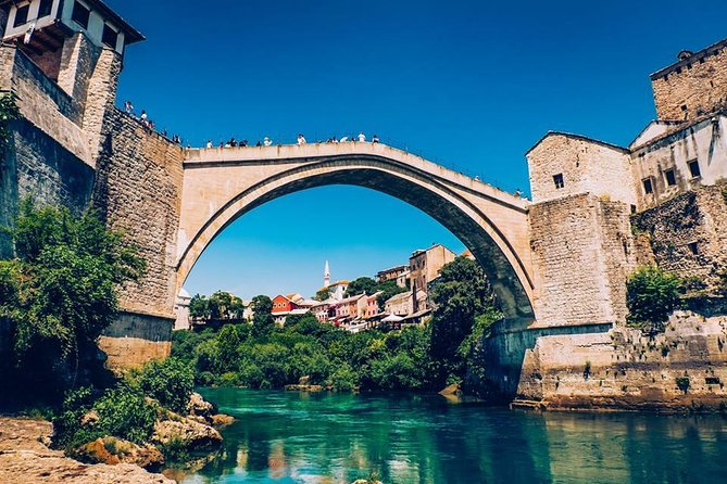 Private Transfer Dubrovnik to Split with Mostar Town