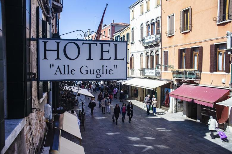 Alle Guglie Boutique Hotel