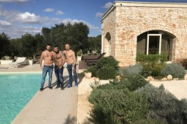 Luxury Gay Foodies Tour in Puglia