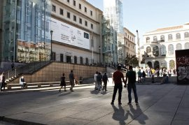 Prado and Reina Sofía Museums LGBTQ Tour