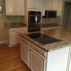 Espresso And White Kitchen Cabinets Buy Soft Chamois - 2 Cabinet Girls