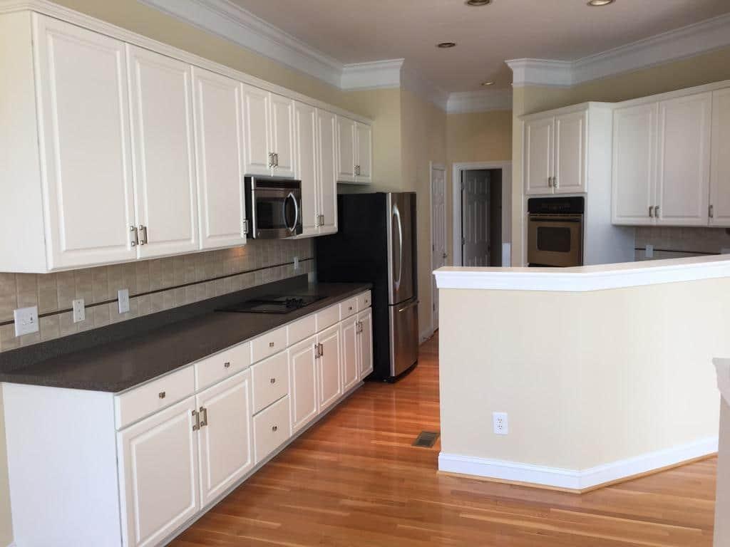 updating kitchen cabinets island seats sw westhighland white - 2 cabinet girls