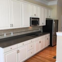 Sherwin Williams Kitchen Cabinet Paint Islands At Home Depot Sw Westhighland White - 2 Girls