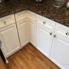 Sherwin Williams Paint For Kitchen Cabinets Colors Small Kitchens Sw Origami White - 2 Cabinet Girls