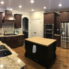 Sherwin Williams Kitchen Cabinet Paint Redesign Nacre With Tony Taupe Glaze - 2 Girls