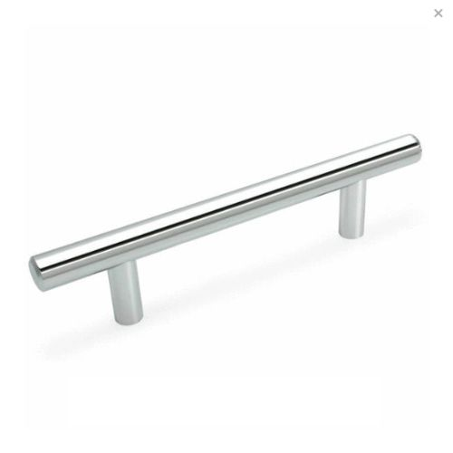 Chrome cabinet pull