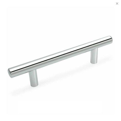 Chrome cabinet pull