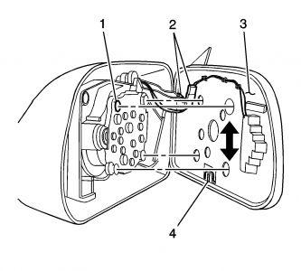2005 Chevy Silverado Rear View Side Mirror: Can You Please