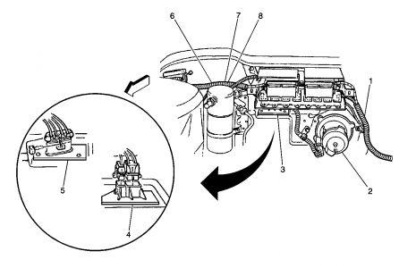 1998 Buick Lesabre Heater/resister Module: 1998 Buick