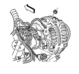 2000 Pontiac Montana Alternator: Electrical Problem 2000