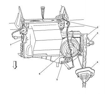 2000 Pontiac Montana Blower Motor: Electrical Problem 2000