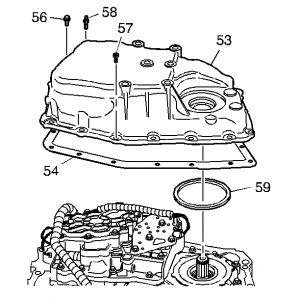 2003 Chevy Impala Transmission Pressure Control Solenoid