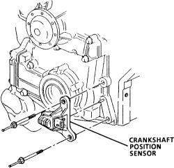 Crankshaft Sensor: Does Anybody Know Where I Can Get a