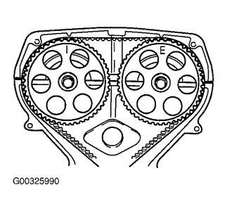 2004 Kia Rio Cam Seals: Engine Mechanical Problem 2004 Kia