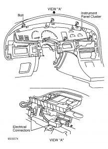1996 Pontiac Bonneville: Air Conditioning Problem 1996