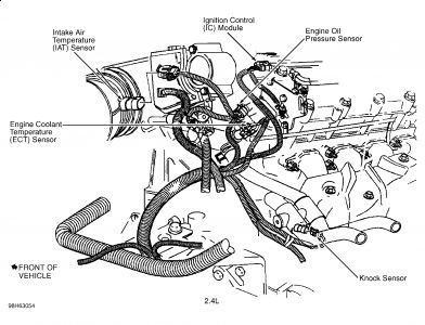 2000 pontiac grand am gt wiring diagram for clarion car stereo 1999 am: 4 cyl automatic does ...