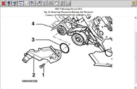 2003 Vw Jetta Thermostat Location, 2003, Free Engine Image