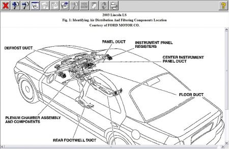 2007 dodge caliber horn wiring diagram mazda 6 engine no heat 03 lincoln ls 40k miles v8 ac works fine but http www 2carpros com forum automotive pictures 12900 2003 hvac system 1