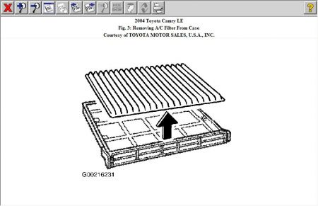 2004 Camry Cabin Air Filter: When I Use the Defrost, My