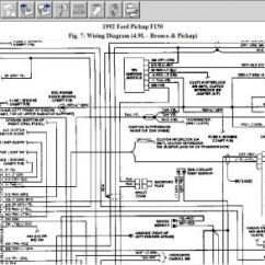 1990 Ford Fuel System Diagram Wiring 1997 Dodge Ram 2500 F 150 Harness Manual E Books 1991 Wire Schematics Today1991