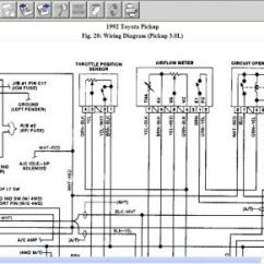 22re Igniter Wiring Diagram Bt Telephone Cable 1992 Toyota Pickup Fuel Pump Operation: Very Frustrated. Problem ...
