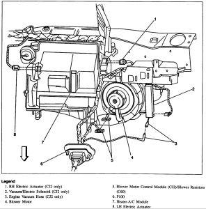 1997 Pontiac Grand Prix: Air Conditioning Problem 1997