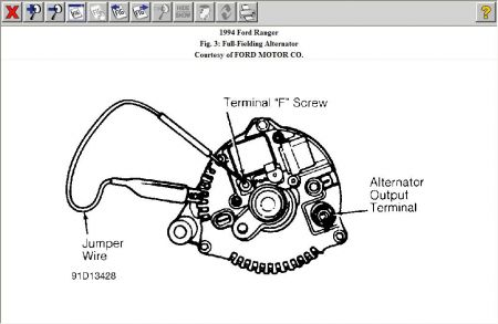 Starter Wire Diagram 1998 Ford Ranger 4x4. Ford. Auto