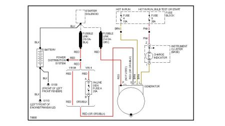 2 Field Alternator Wiring Diagram, 2, Free Engine Image