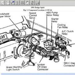 1994 Dodge Dakota Ignition Switch Wiring Diagram 4 Bit Binary Adder Circuit 1991 Spirit Fuel Pump Electrical Problem Http Www 2carpros Com Forum Automotive Pictures 12900 Asd 1
