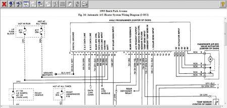 1993 Buick Park Avenue 93 Buick Park Avenue Eltra
