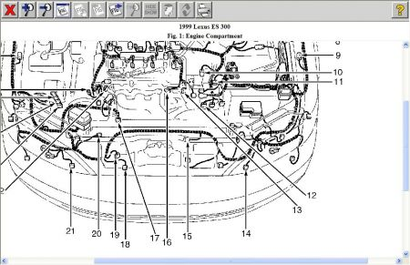 1995 Lexus Sc400 Engine Diagram, 1995, Free Engine Image