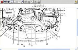 1999 Lexus ES 300 Emissions: Engine Performance Problem