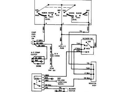 2000 Astro Van Fuse Box Diagram, 2000, Free Engine Image