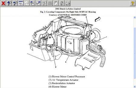 Buick Century Blower Motor Resistor Location, Buick, Free