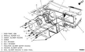 1996 Pontiac Grand Am: Heater Problem 1996 Pontiac Grand