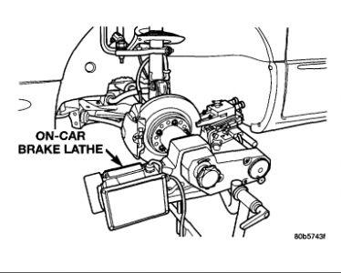 2000 Dodge Stratus Rotors: How Do I Remove Front Rotors on