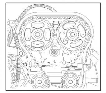2003 Isuzu Rodeo Question Cam Sensor: Engine Performance