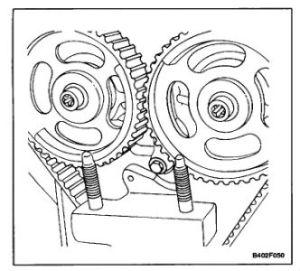 2002 Daewoo Leganza Camshaft Problems: Mu Check Engine