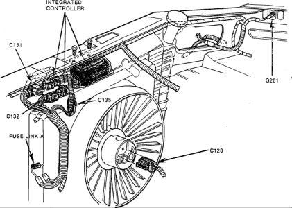 1993 Ford Taurus Fuel: Engine Mechanical Problem 1993 Ford