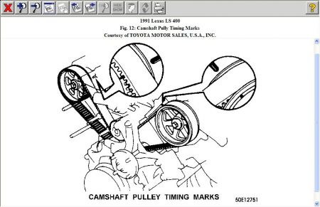 Alignment Points for Cams and Timing: Engine Mechanical