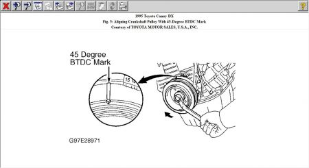 1995 Toyota Camry: Transmission Problem 1995 Toyota Camry