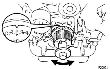 1996 Toyota Tacoma: Engine Mechanical Problem 1996 Toyota