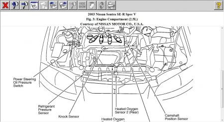 2003 Nissan Sentra P340: How to Find and Repair P340 Cam