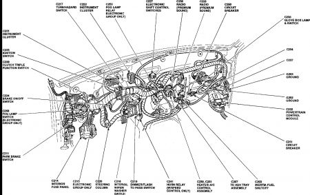 1993 Ford Explorer: Computer Problem 1993 Ford Explorer 6