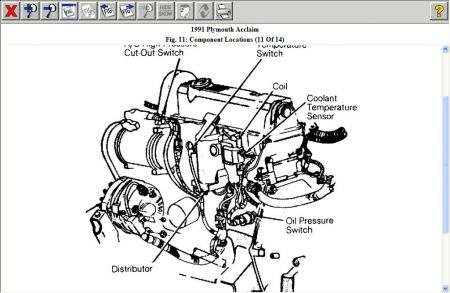 Plymouth Breeze Engine Diagram Neon Html