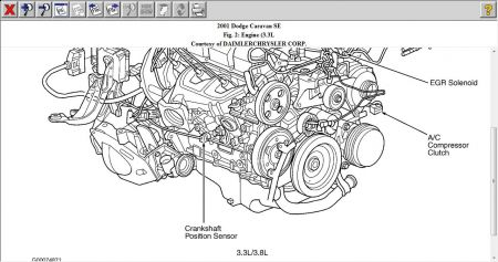Saturn Ion O2 Sensor Location Saturn Ion EGR Valve